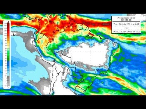Após longo período de irregularidade, condições climáticas voltam a ficar dentro do esperado no ...