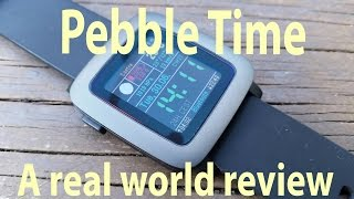 Pebble Time - In depth Review