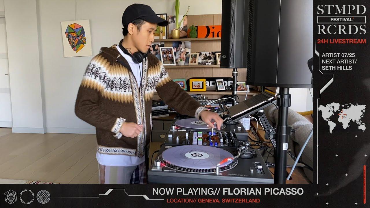 Download FLORIAN PICASSO LIVE @ STMPD RCRDS FESTIVAL