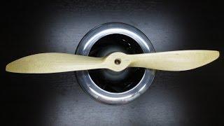 Как сделать деревянный пропеллер своими руками