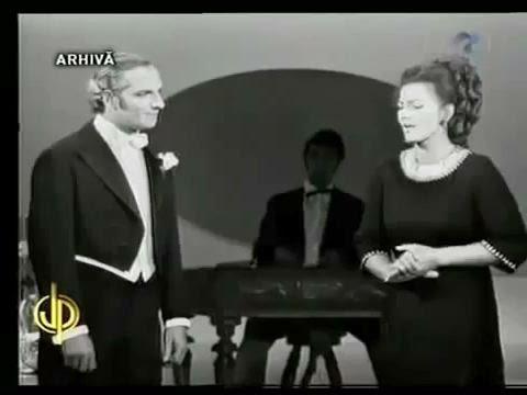 Irina Loghin şi Ştefan Bănică - Cine bate seara la fereastra mea