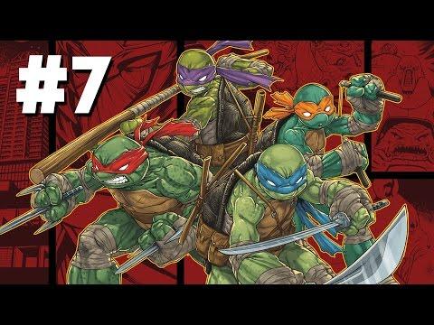Teenage Mutant Ninja Turtles: Mutants in Manhattan #7