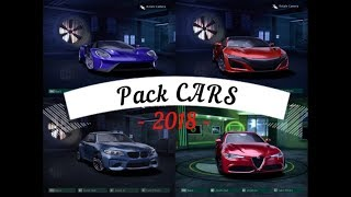 Need For Speed Carbon Pack CARS 2018