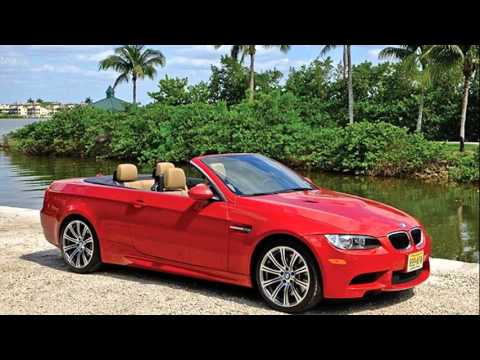 bmw m3 convertible 0-60 - YouTube