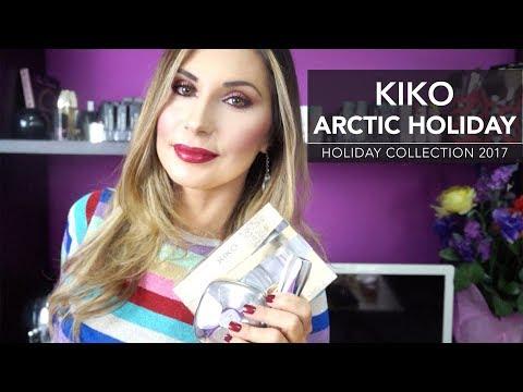 KIKO ARCTIC HOLIDAY | Collezione Natale 2017 || LadyGlow