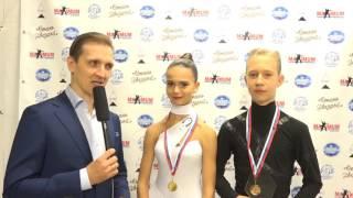 Победители United dance cup 2016 | Иван Парфенов и Екатерина Виноградова | B Юниоры 2+1 (Латина)