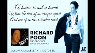 Richard Poon - A House Is Not A Home (Official Song Preview)