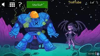 Troll Face Quest Video Games 2 Level 1 - 10 Cheats