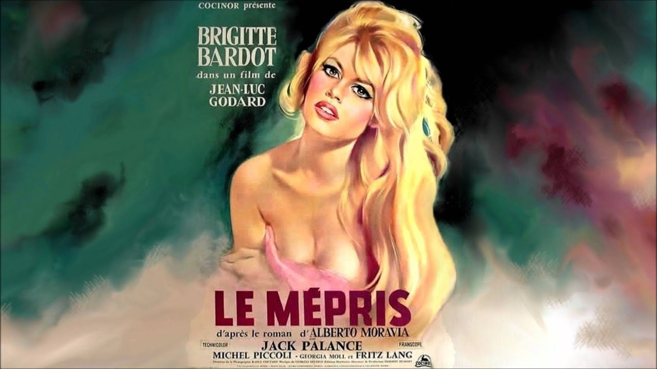 Brigitte bardot in contempt 1964 - 3 3
