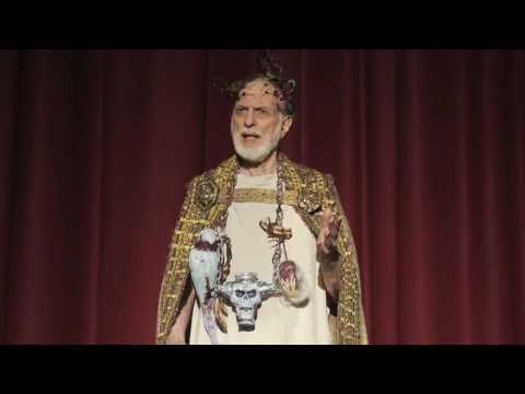 PROLOGUE to THE BACCHAE by EURIPIDES