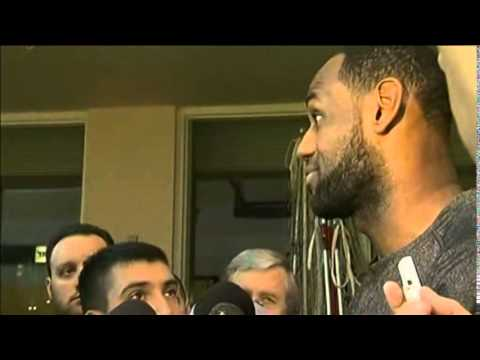 Lebron James Says Donald Sterling Must Go