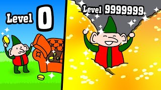 GETTING MAX LEVEL COIN COLLECTOR in Prince Of Slackers!