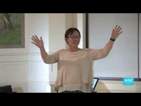 Echo Horizon Design Thinking talk by Jean Kaneko