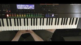 BPK - How to Play Cloud Riders (Tori Amos) Piano Tutorial