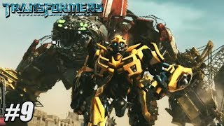 Transformers Revenge of the Fallen - Xbox 360 / PS3 Gameplay Playthrough - Autobot PART 9