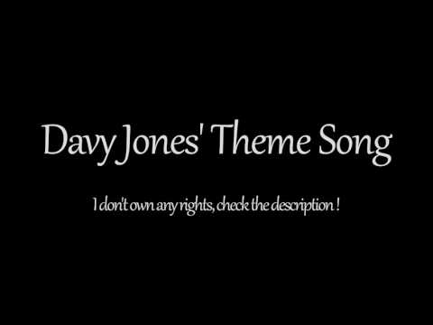 Davy Jones' Theme Song (1 Hour) - Pirates of the Caribbean