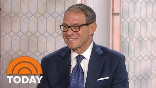 Daniel Silva Talks About 'House Of Spies' And Upcoming TV Series | TODAY