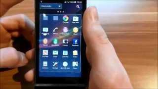 Sony Xperia S (LT26i) JellyBean Leak Firmware- 6.2.B.0.68 (UPDATE-1)