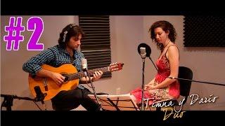 Sesiones Con Amigos #2 - Timna & Darío Dúo - Overjoyed (Stevie Wonder)