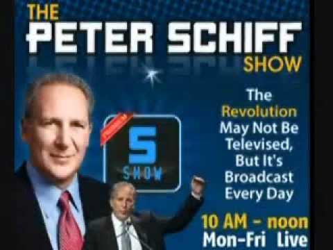 Peter Schiff Radio Special Guest Daniel Hannan Conservative Party Member European Parliament