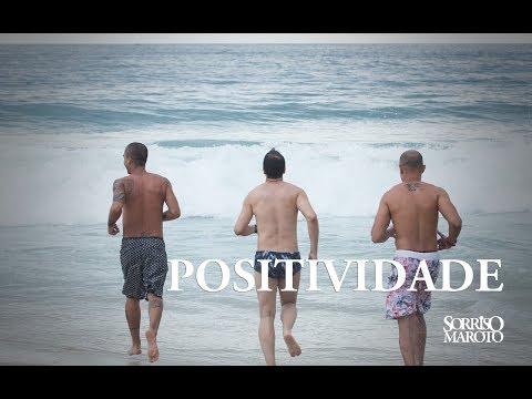 Positividade - Sorriso Maroto (Lyric Vídeo)