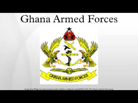 Ghana Armed Forces