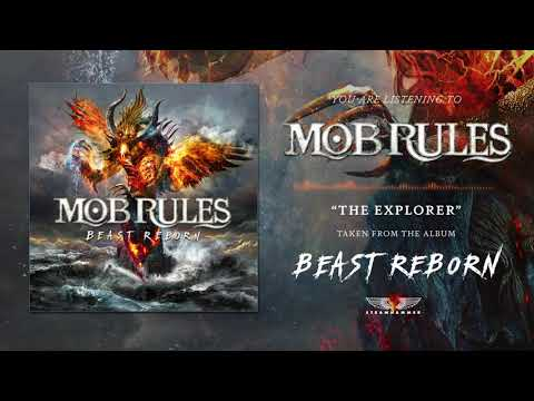 MOB RULES - The Explorer (Official Audio Stream)