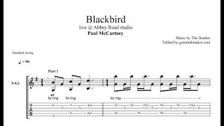 the-beatles---blackbird-tab