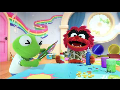 Chamada Pré-estreia Muppet Babies Mundo Disney SBT