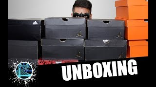 UNBOXING A TON OF DOPE ISH #2