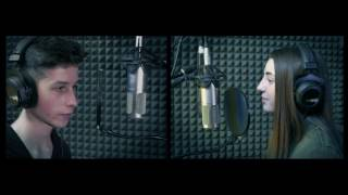 Beauty And The Beast - Dominika Sozańska i Bartek Kaszuba (cover song)