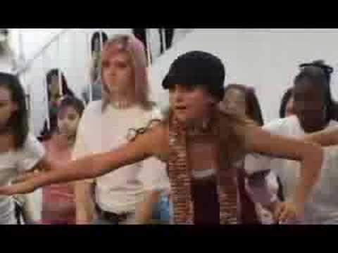Alyson Stoner - A dance instructer
