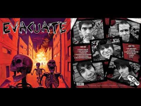 Evacuate  Evacuate 2009(Full Album)