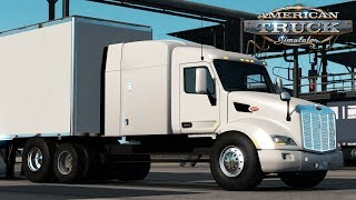 American Truck Simulator: Tankless Pete 579 - Gallup New Mexico