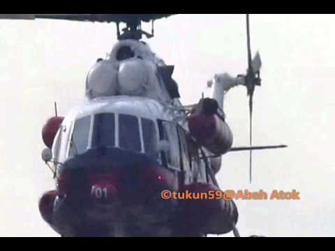 Malaysia - Fire and Rescue Services  Mil Mi-17 M994-01 & Agusta-Westland AW-139   9M-BOC