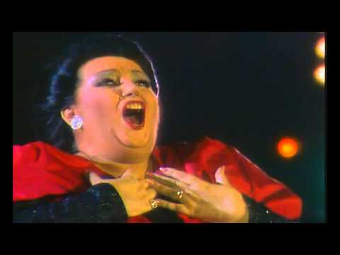 Freddie Mercury & Montserrat Caballé - How Can I Go On  (HD)
