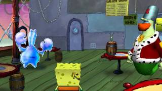 Spongebob the Movie PC Game Chapter 8 Planktopolis Part 1/5