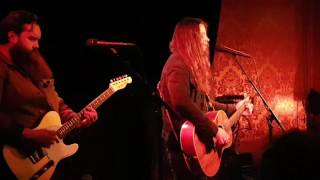 Brent Cobb - Shine On Rainy Day, live @ Mono, Oslo, Norway, 02.06.17