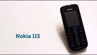 mOVISTAR - Nokia 113 Review