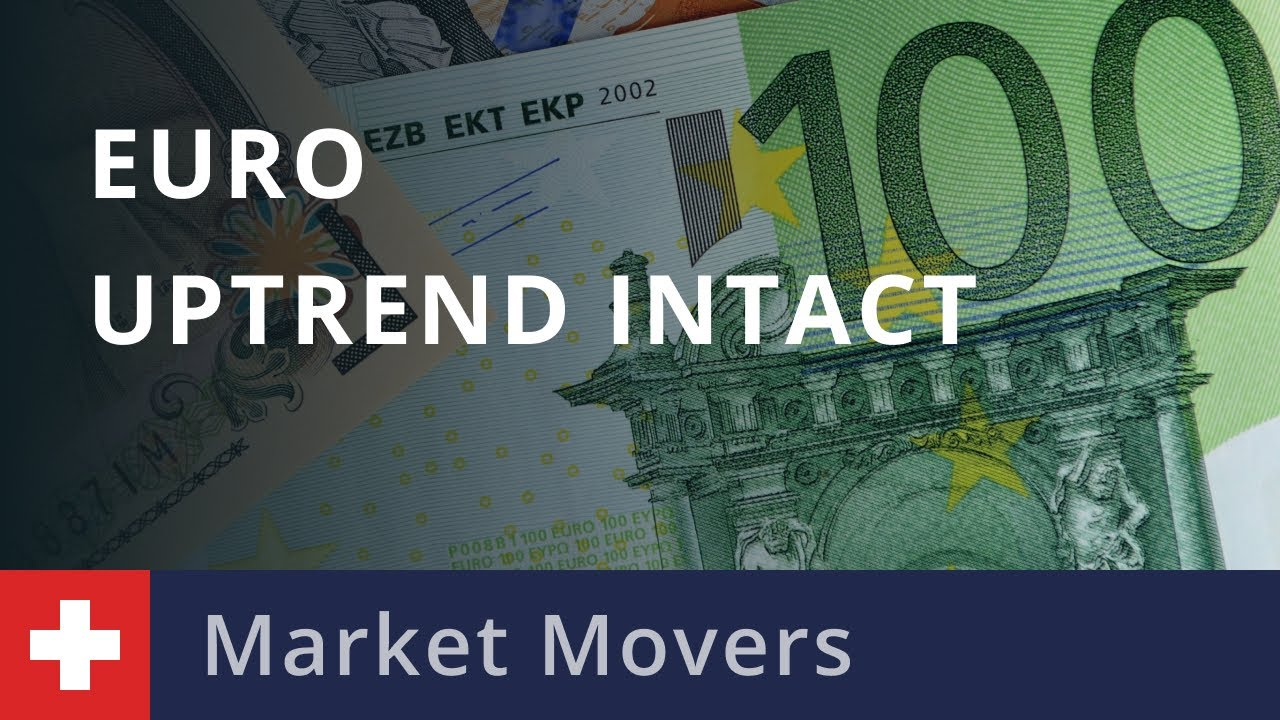 Market Movers 08/06 - Euro Uptrend Intact