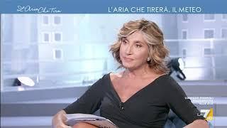 Myrta Merlino a Pierpaolo Sileri: