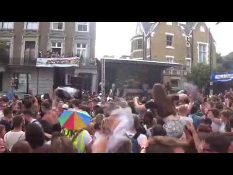 Shy FX & Stamina MC - Notting Hill Carnival, London 2017