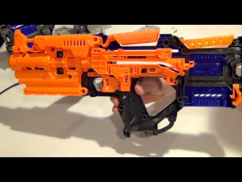 Mod Guide Nerf Crossbolt Modification Tutorial Youtube