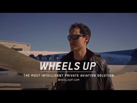 Wheels Up Testimonial Video