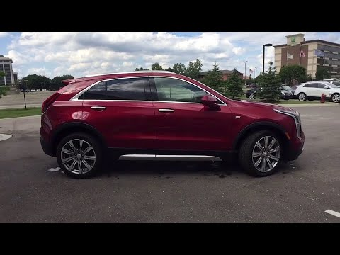 2019 Cadillac XT4 St. Clair Shores, Grosse Pointe, Detroit, Warren, Clinton Township, MI 228797