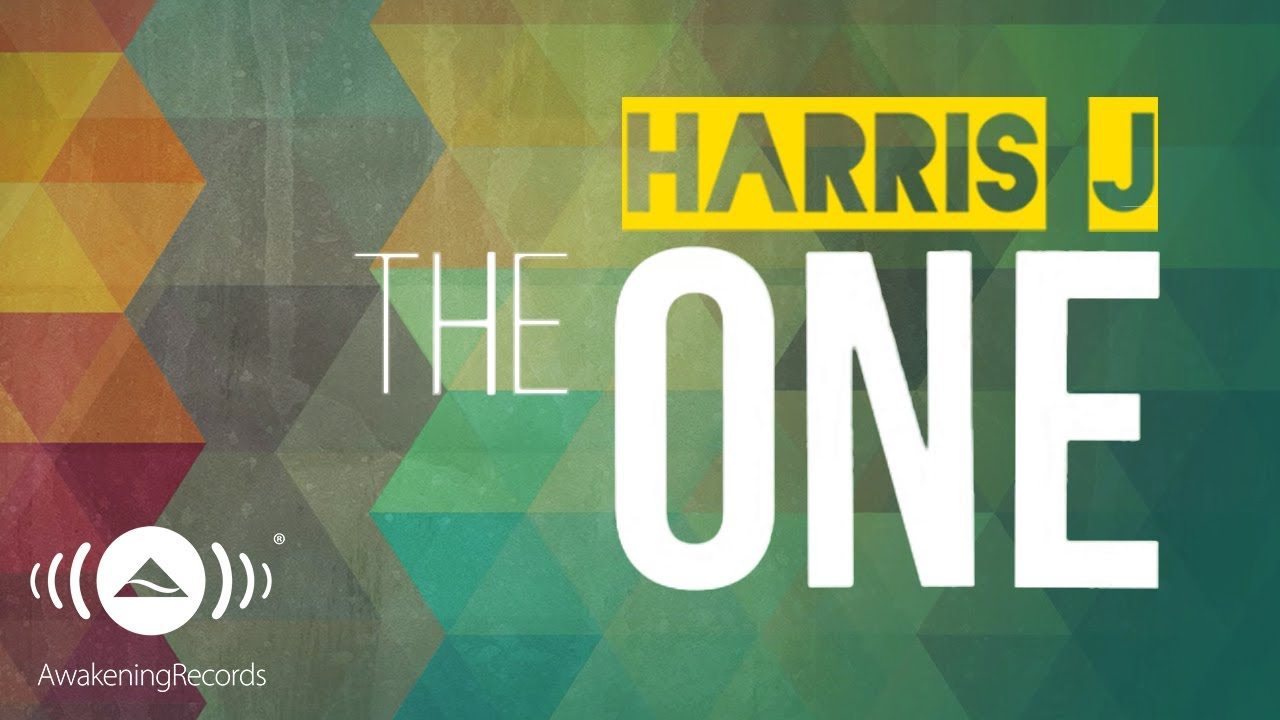 Lirik Lagu The One – Harris J dan Artinya