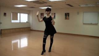 Back In My World by Scott Schrank & Irene Tang (Line Dance)