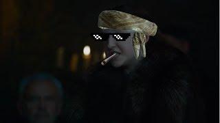 Lyanna Mormont Burns Lord Glover Alive