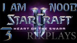 Нуб в StarCraft 2 [Эп. 3] Закон подлости