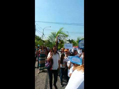 +ElinformadorTV: Domingo de Ramos en Iglesia Santa Eduvigis #ValleHondo #Palavecino